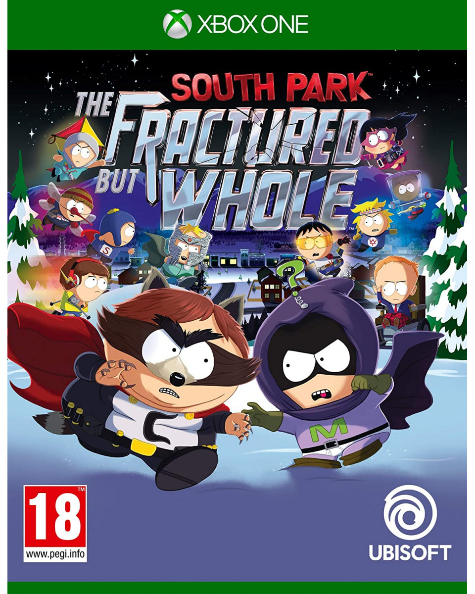 XBOX ONE South Park - The Fractured But Whole