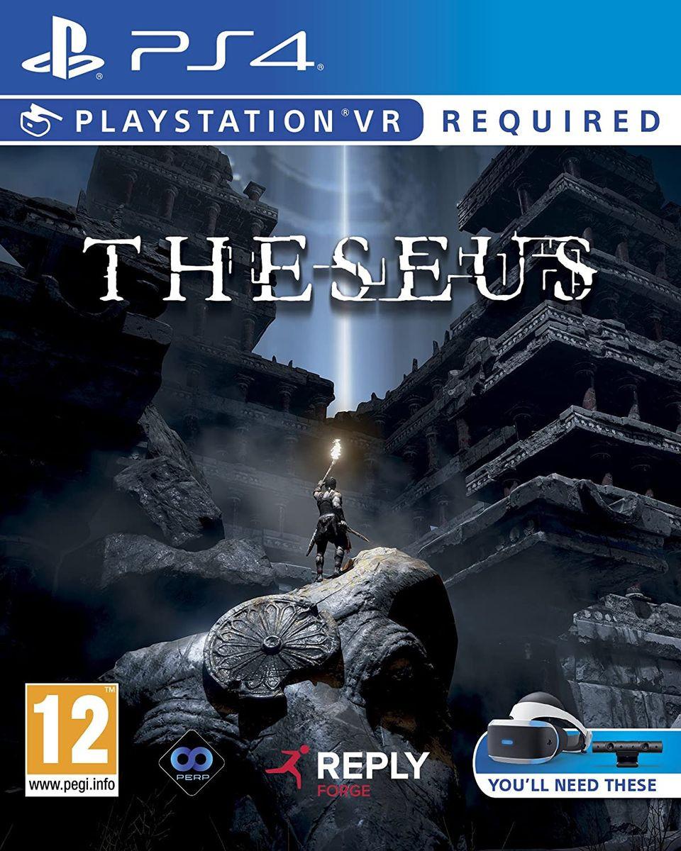 PS4 Theseus VR