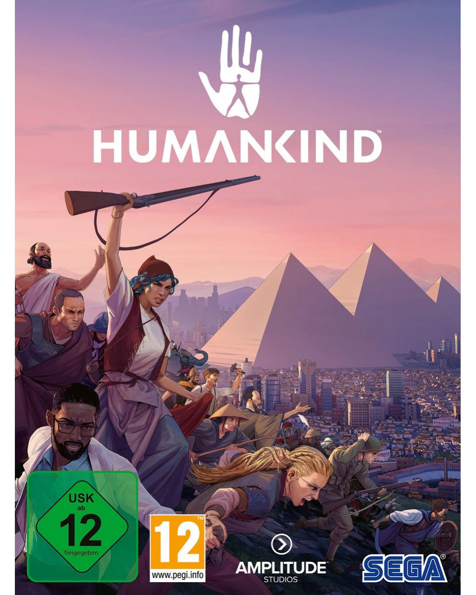 PC Humankind - Day One Edition