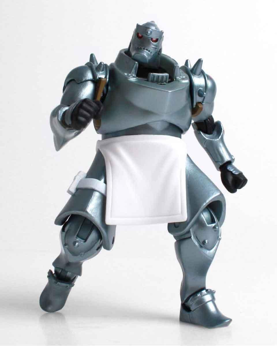 Action Figure Fullmetal Alchemist - Alphonse Elric
