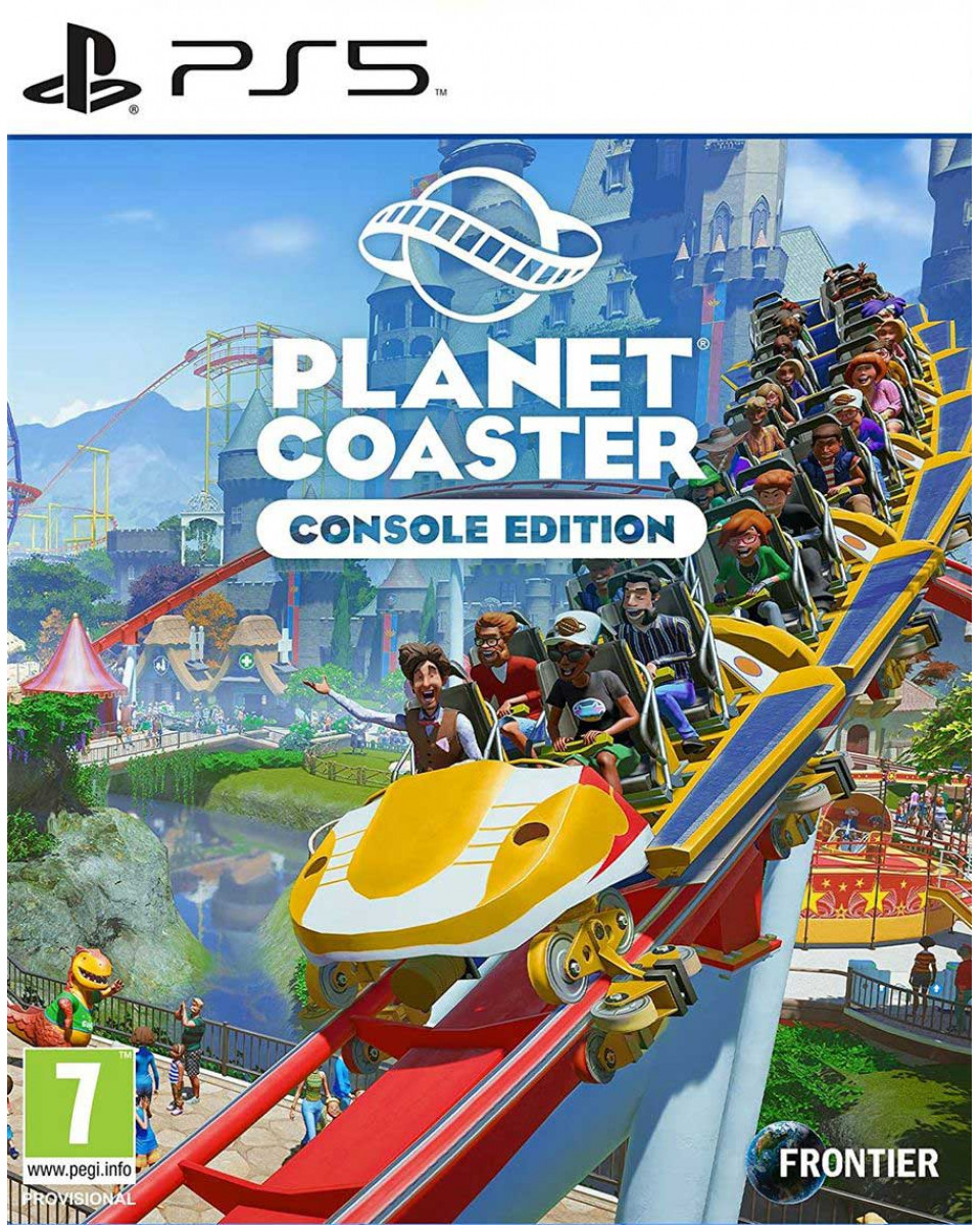 PS5 Planet Coaster - Console Edition