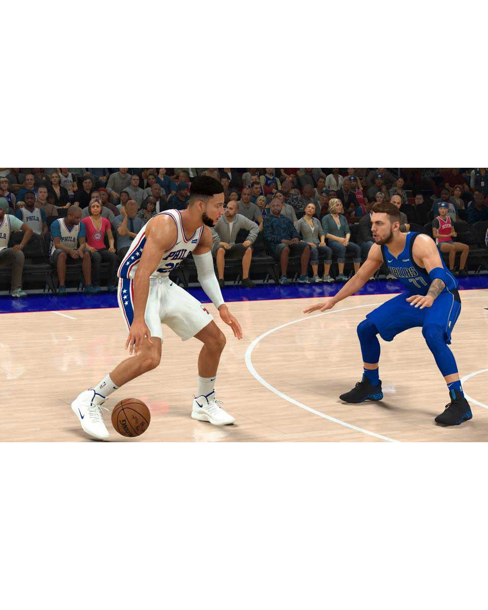 DIGITAL CODE - PCG NBA 2K21