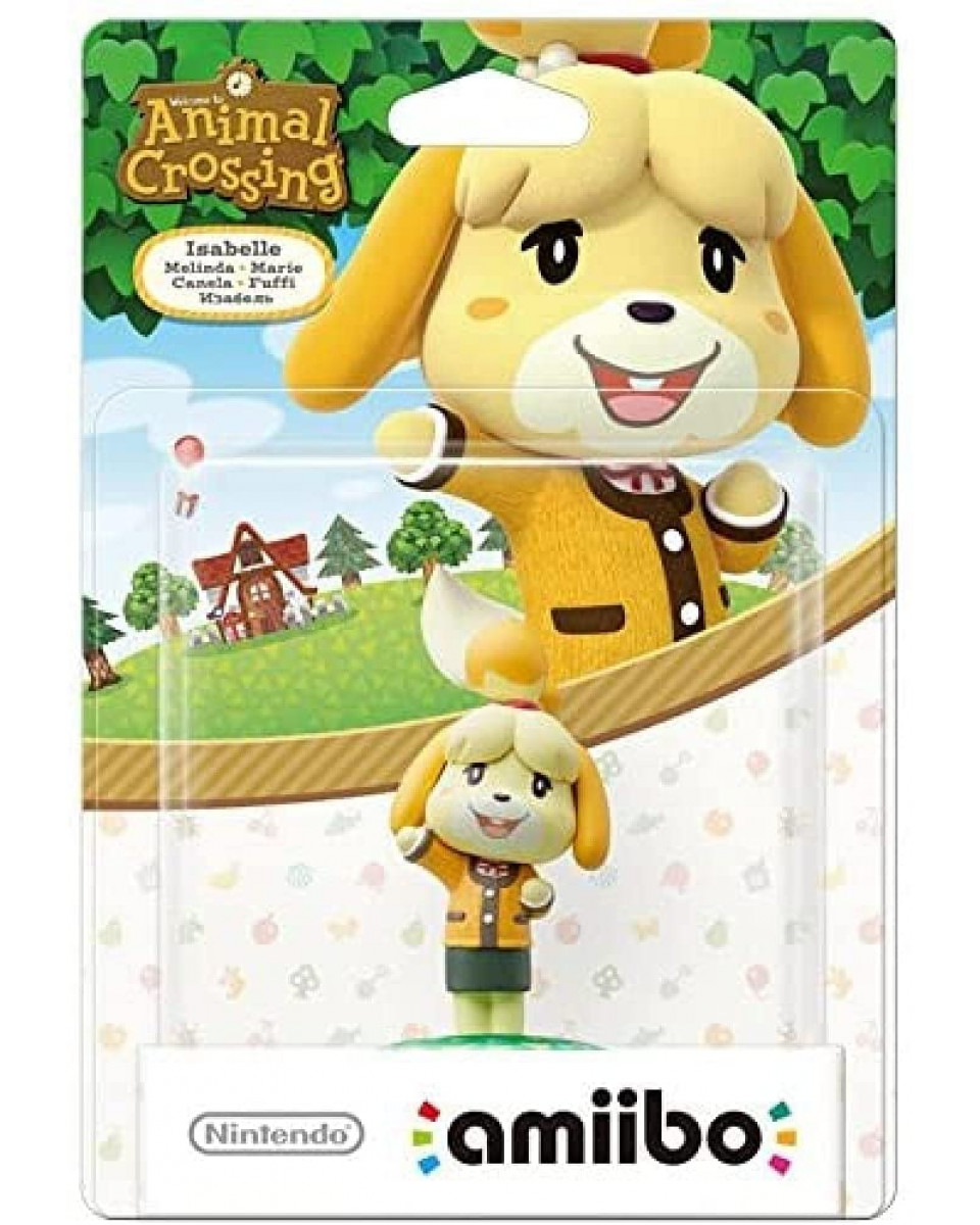 Amiibo Animal Crossing - Isabelle Winter Outfit