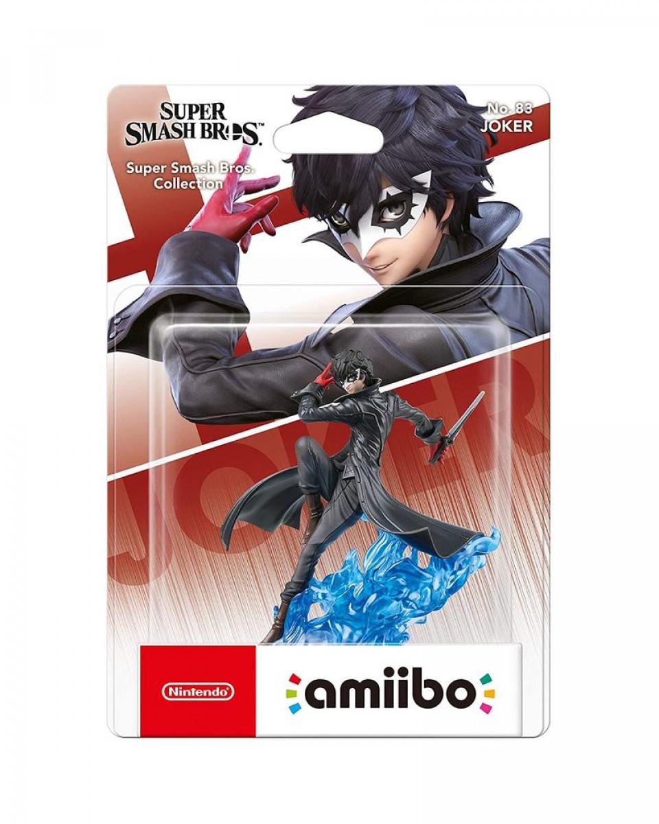 Amiibo Super Smash Bros - Joker