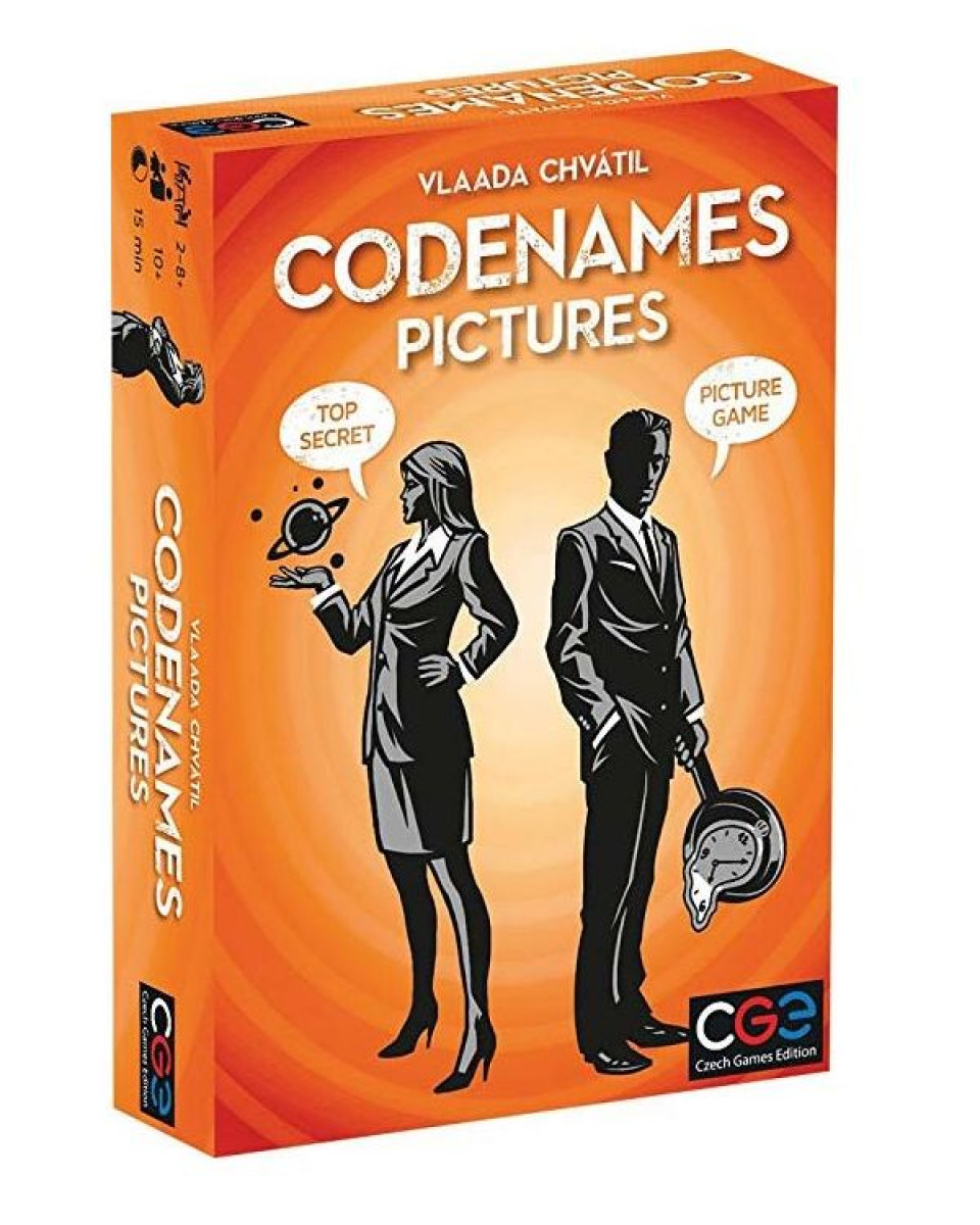 Društvena igra Codenames Pictures