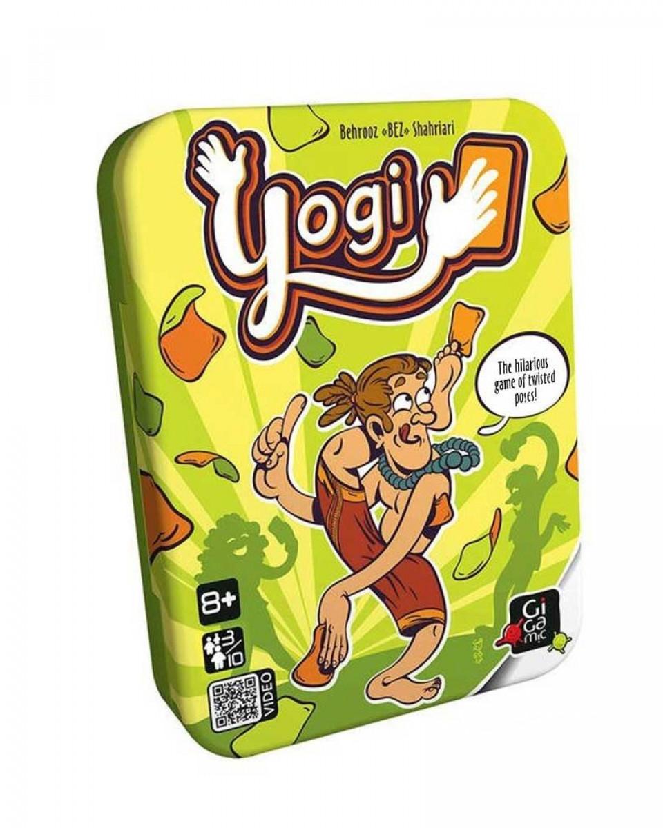 Društvena igra Yogi