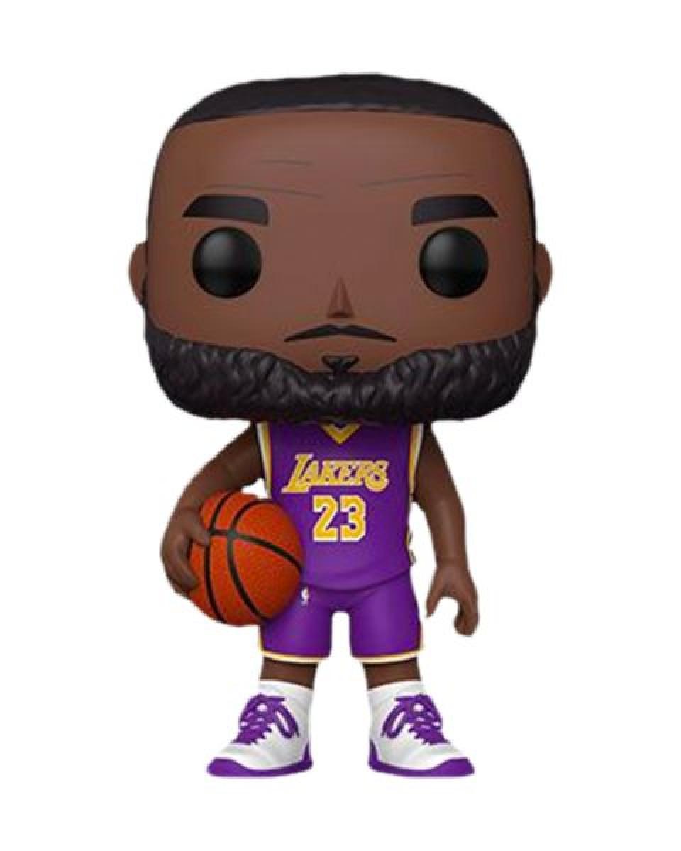 Bobble Figure Basketball POP! - LeBron James - Oversized