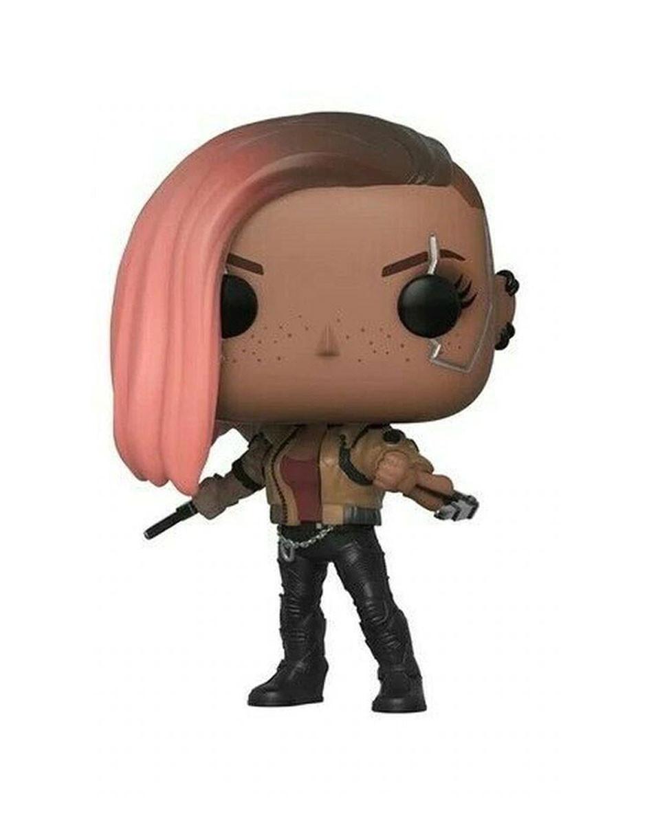 Bobble Figure Cyberpunk 2077 Pop! - V-Female