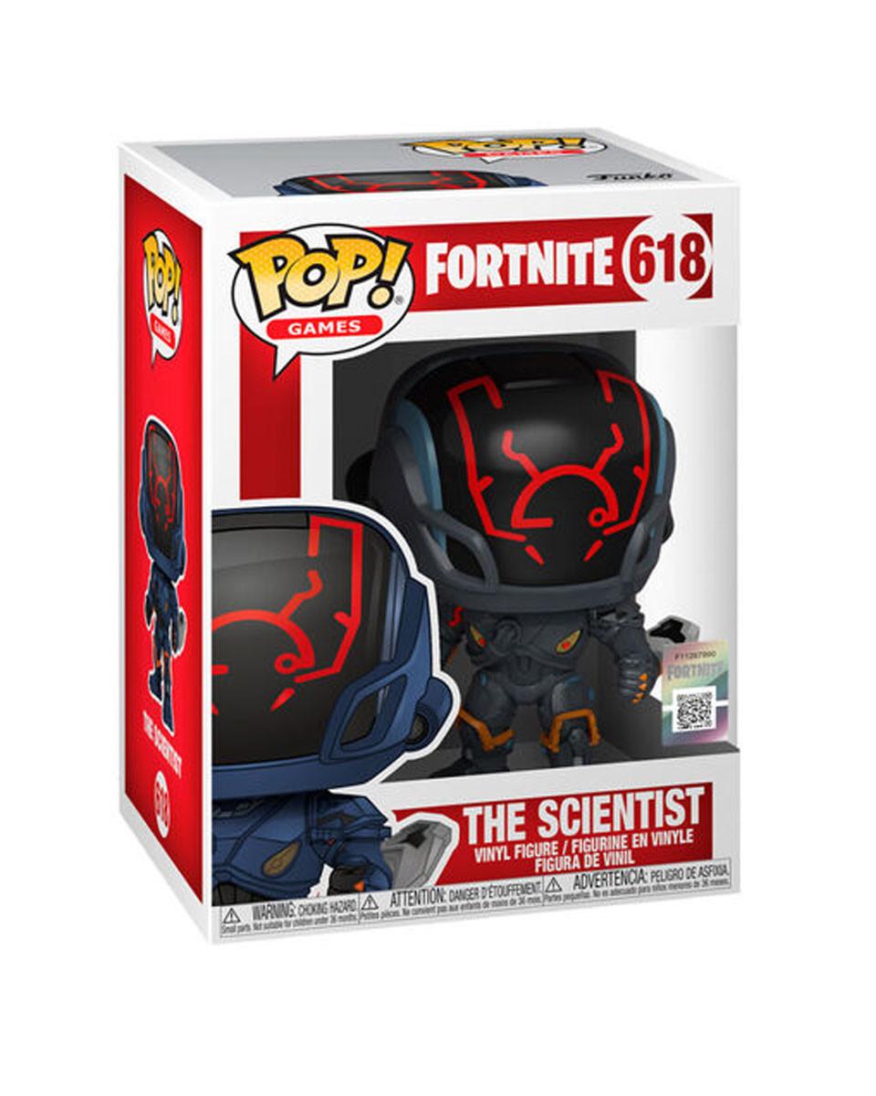 Bobble Figure Fortnite Pop! - The Scientist
