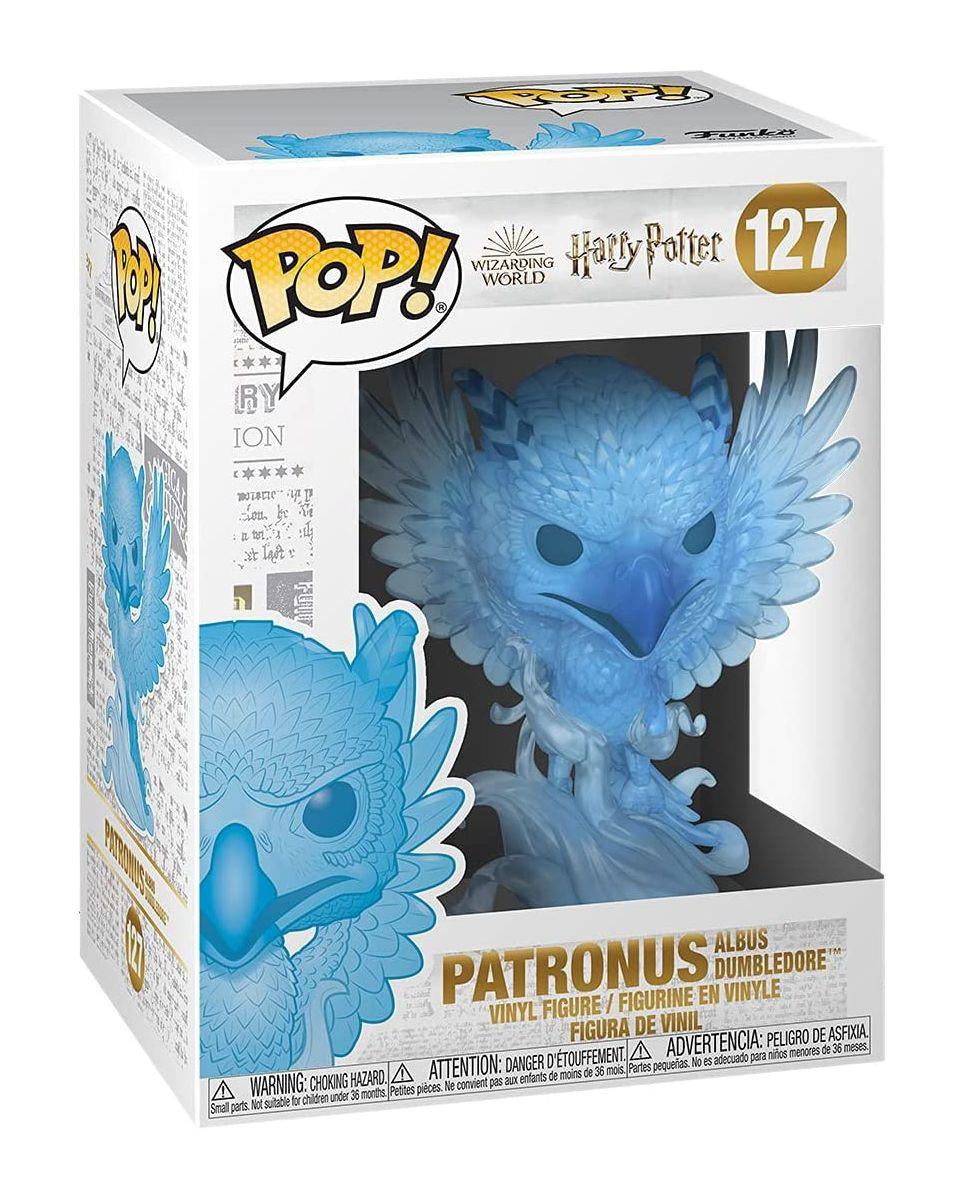 Bobble Figure Harry Potter POP! - Patronus Albus Dumbledore