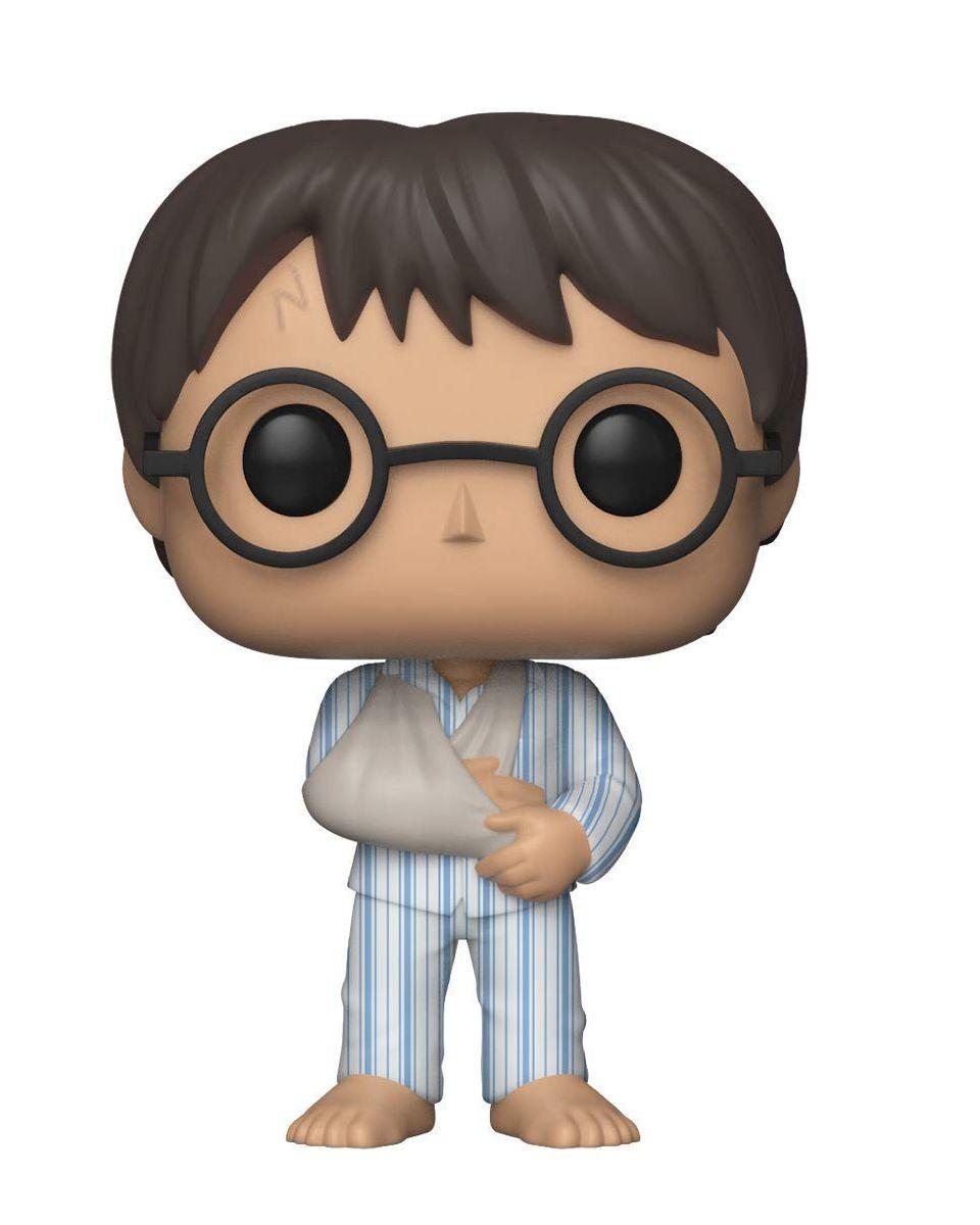 Bobble Figure Harry Potter Pop! - Harry in PJs
