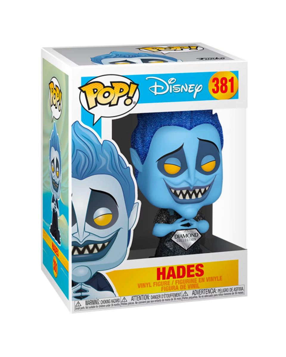 Bobble Figure Hercules POP! - Hades