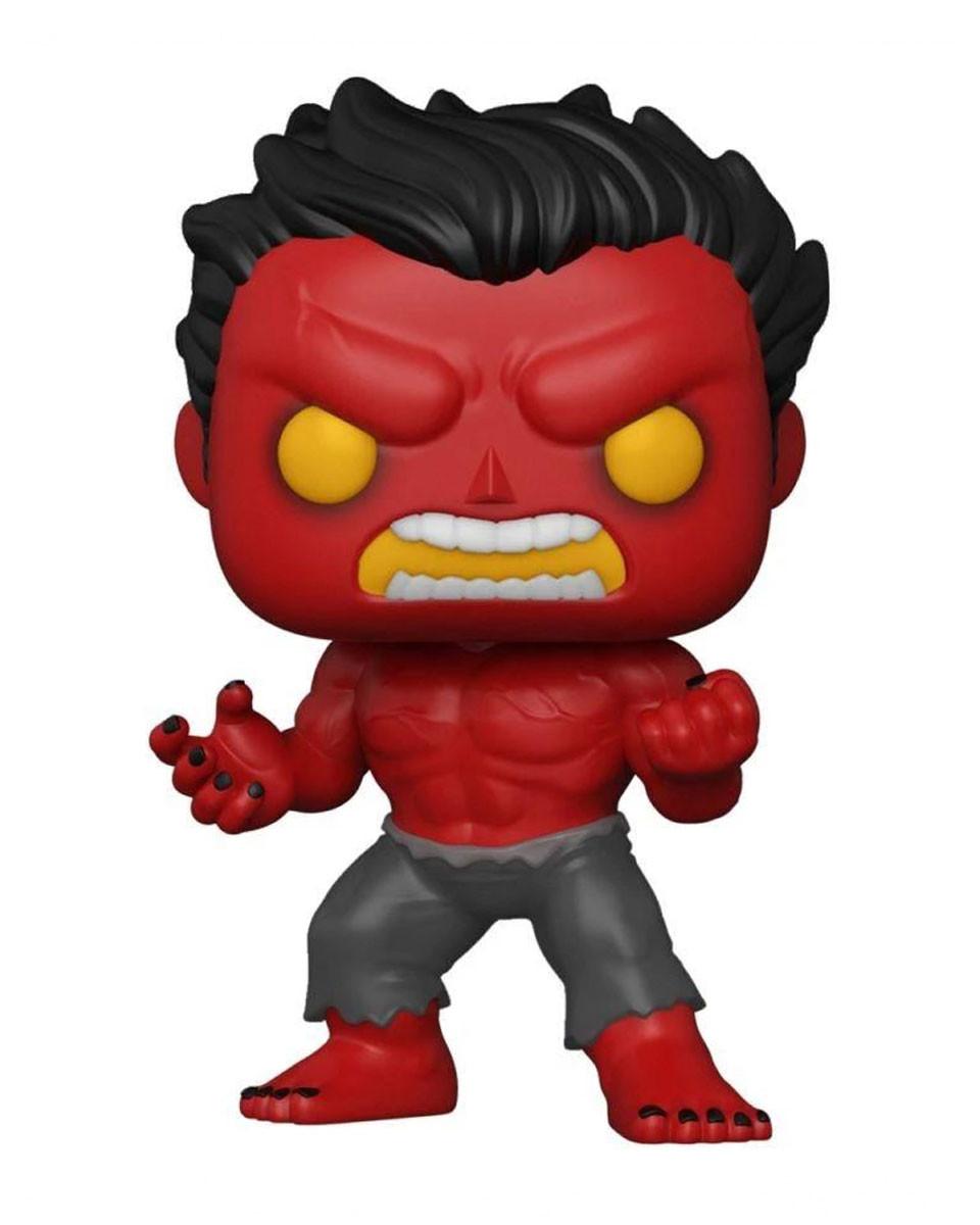Bobble Figure Marvel POP! - Red Hulk - Special Edition
