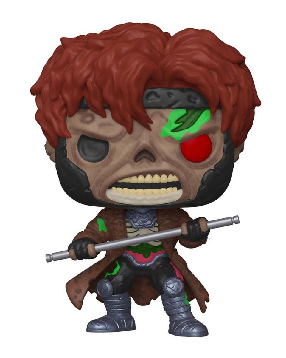 Bobble Figure Marvel Zombies POP! - Zombie Gambit