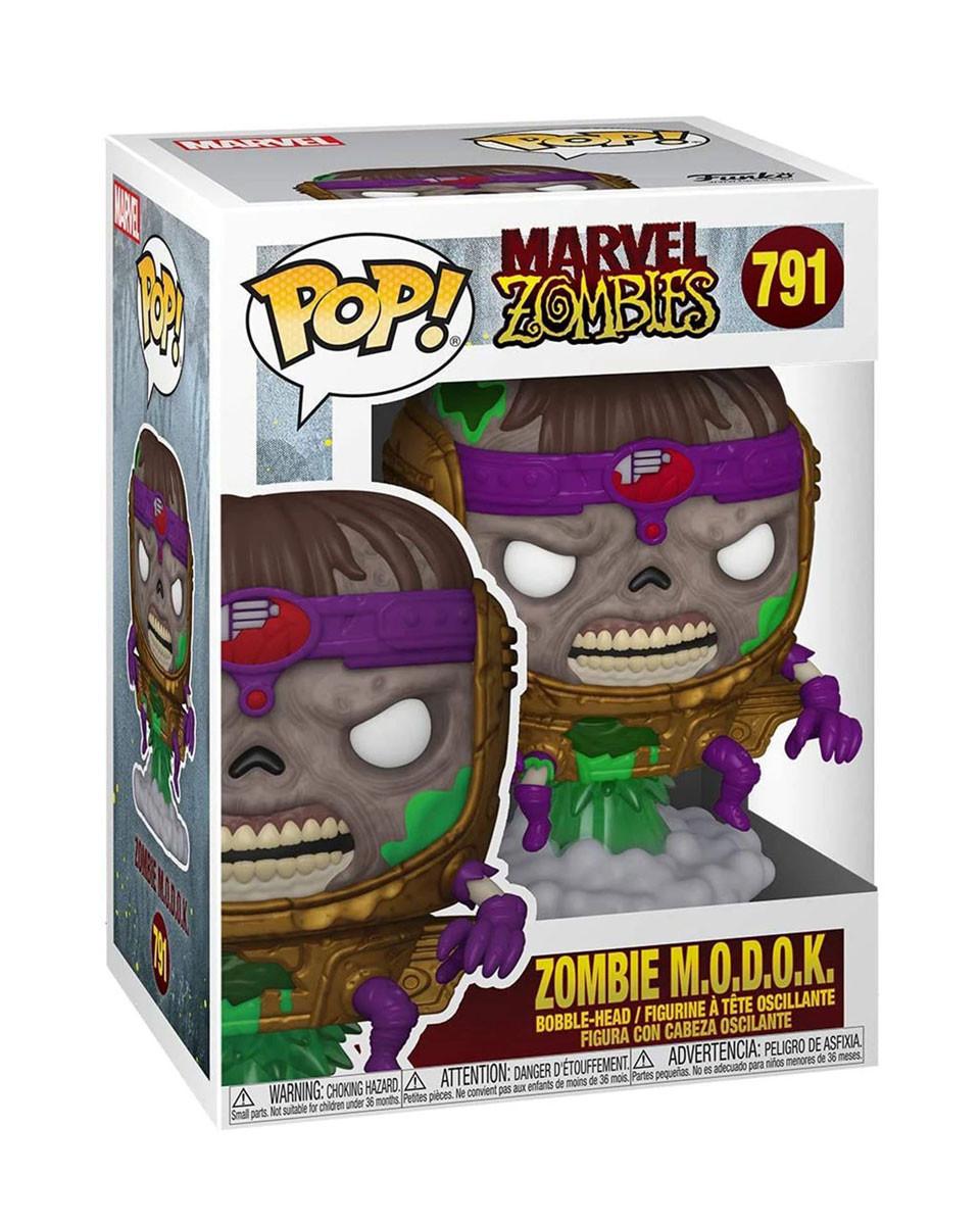 Bobble Figure Marvel Zombies POP! - Zombie M.O.D.O.K.