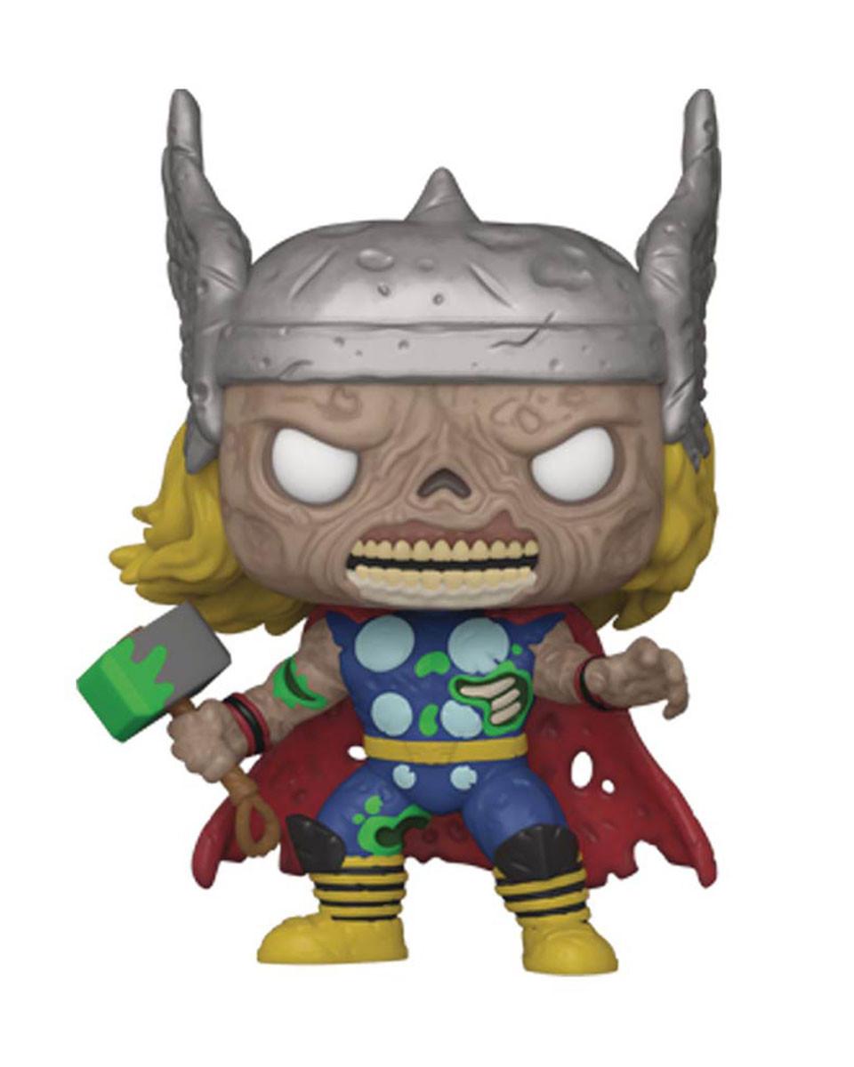 Bobble Figure Marvel Zombies POP! - Zombie Thor