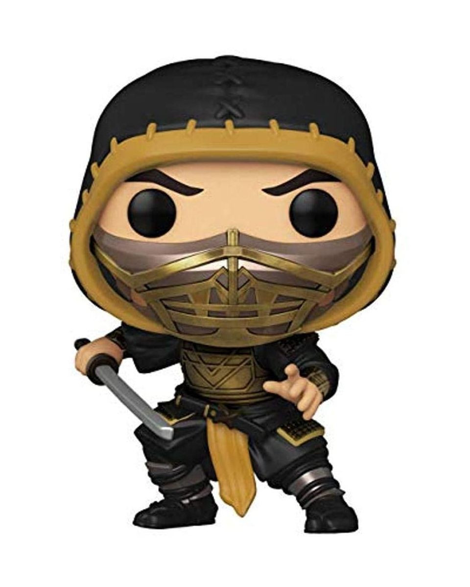 Bobble Figure Movies POP! Mortal Kombat - Scorpion