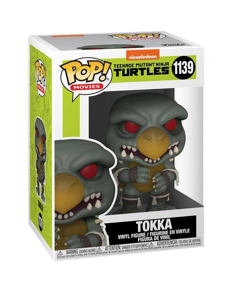 Bobble Figure Movies TMNT 2 POP! - Tokka