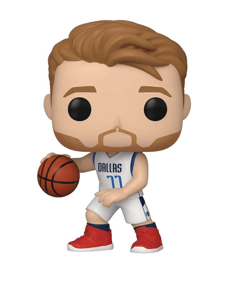 Bobble Figure NBA Dallas Mavericks Pop! - Luka Doncic