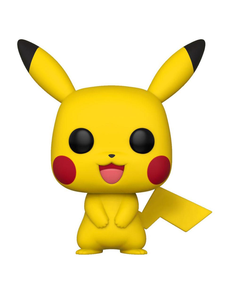 Bobble Figure Pokemon Pop! - Pikachu