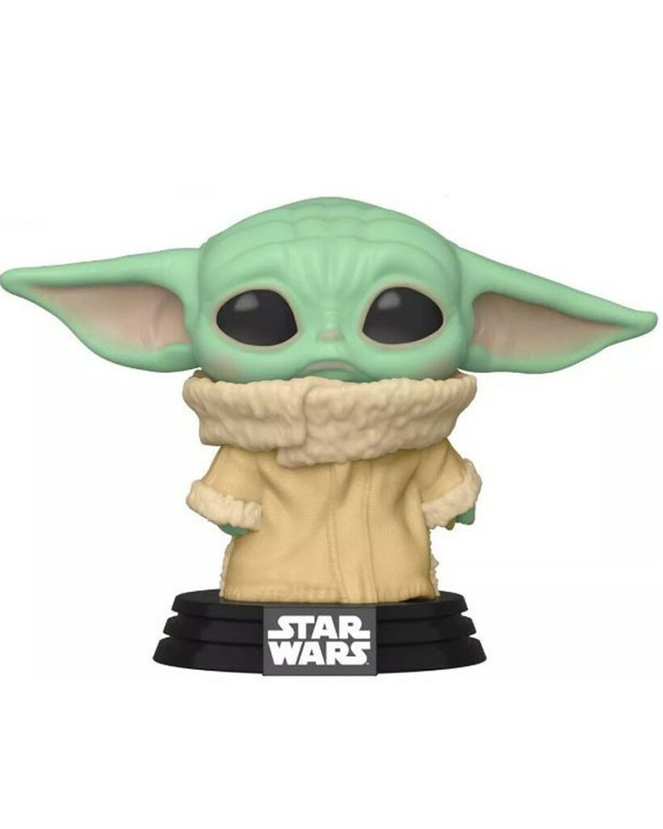 Bobble Figure Star Wars Mandalorian POP! - The Child - Special Edition