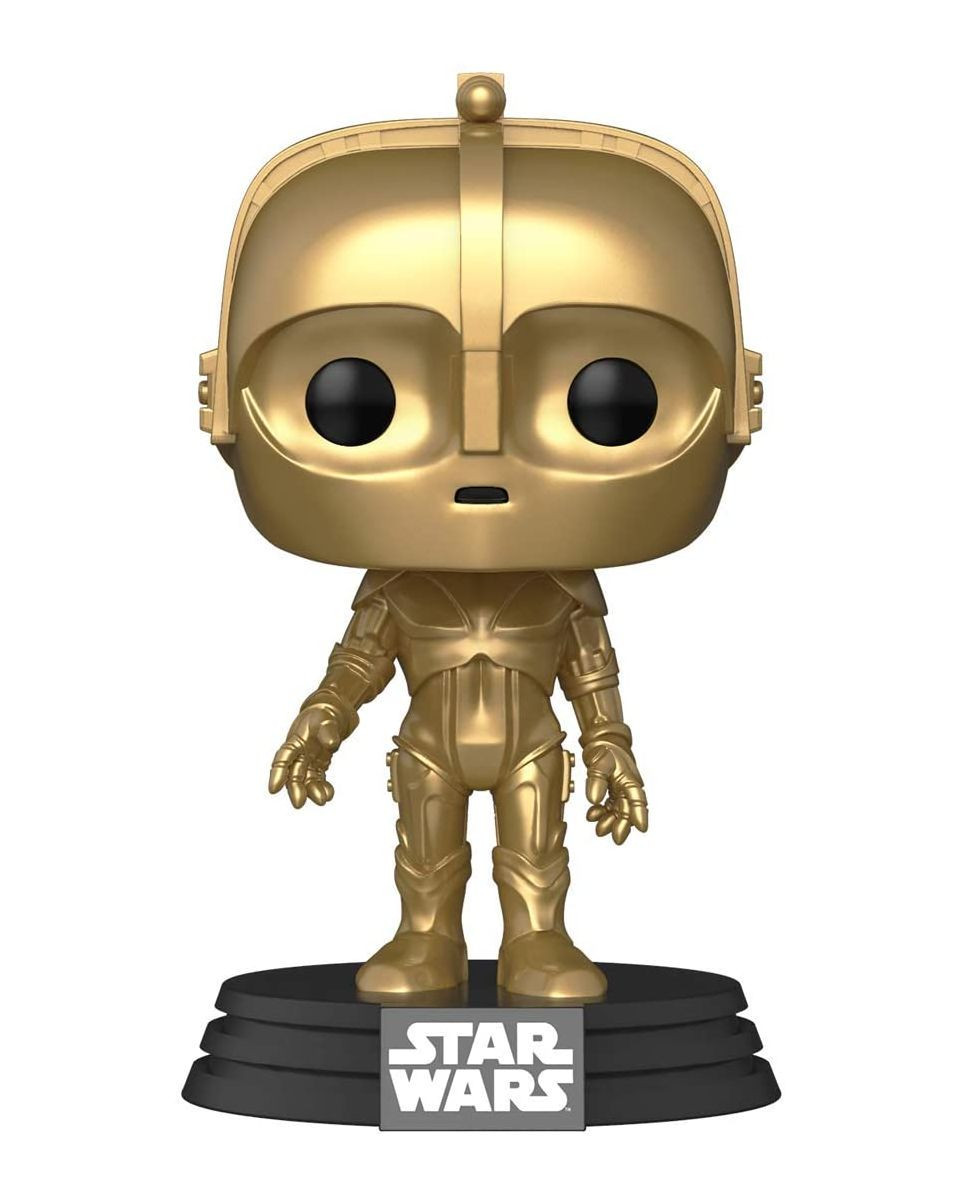 Bobble Figure Star Wars POP! - Concept Series - C-3PO