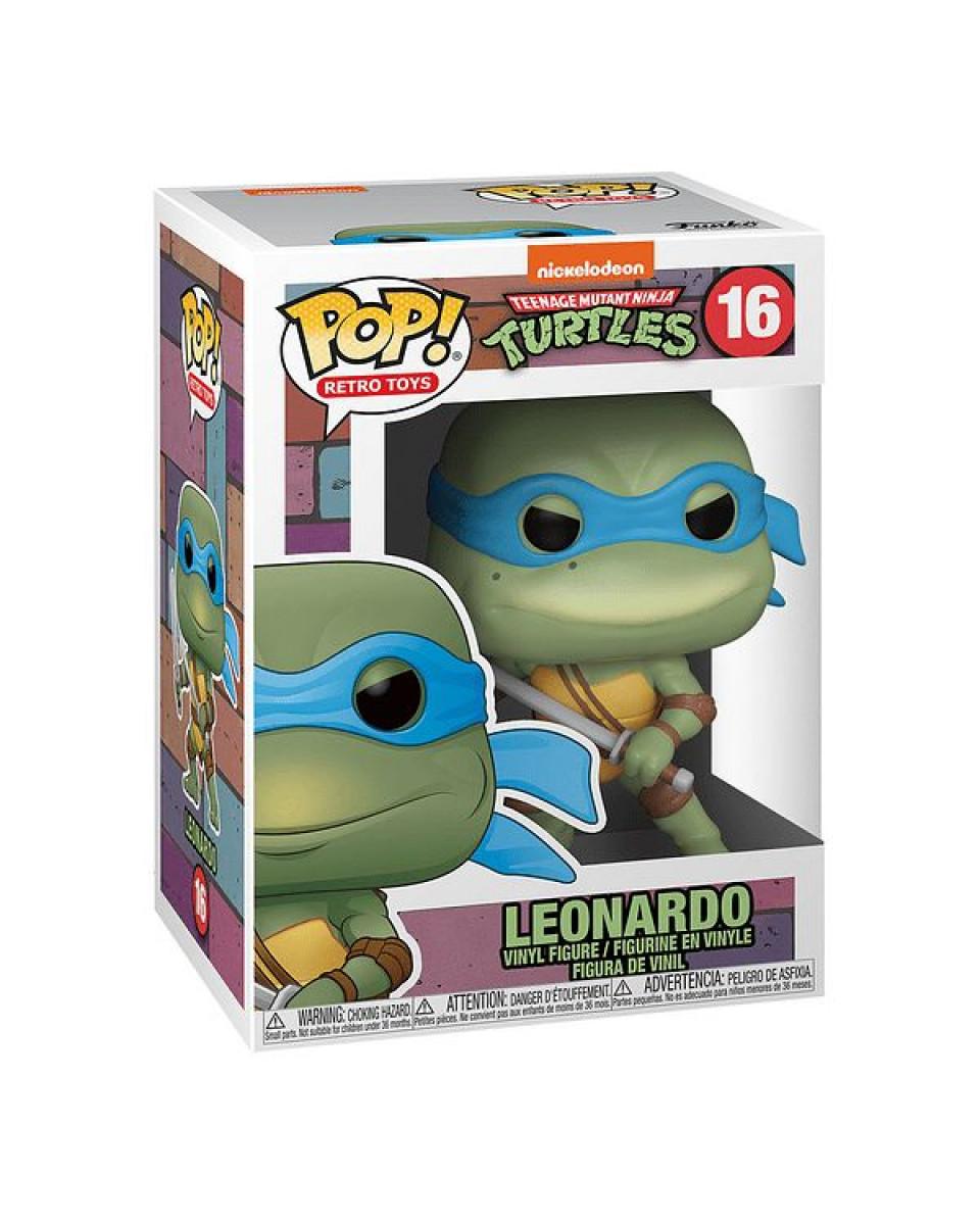 Bobble Figure TMNT POP! - Leonardo