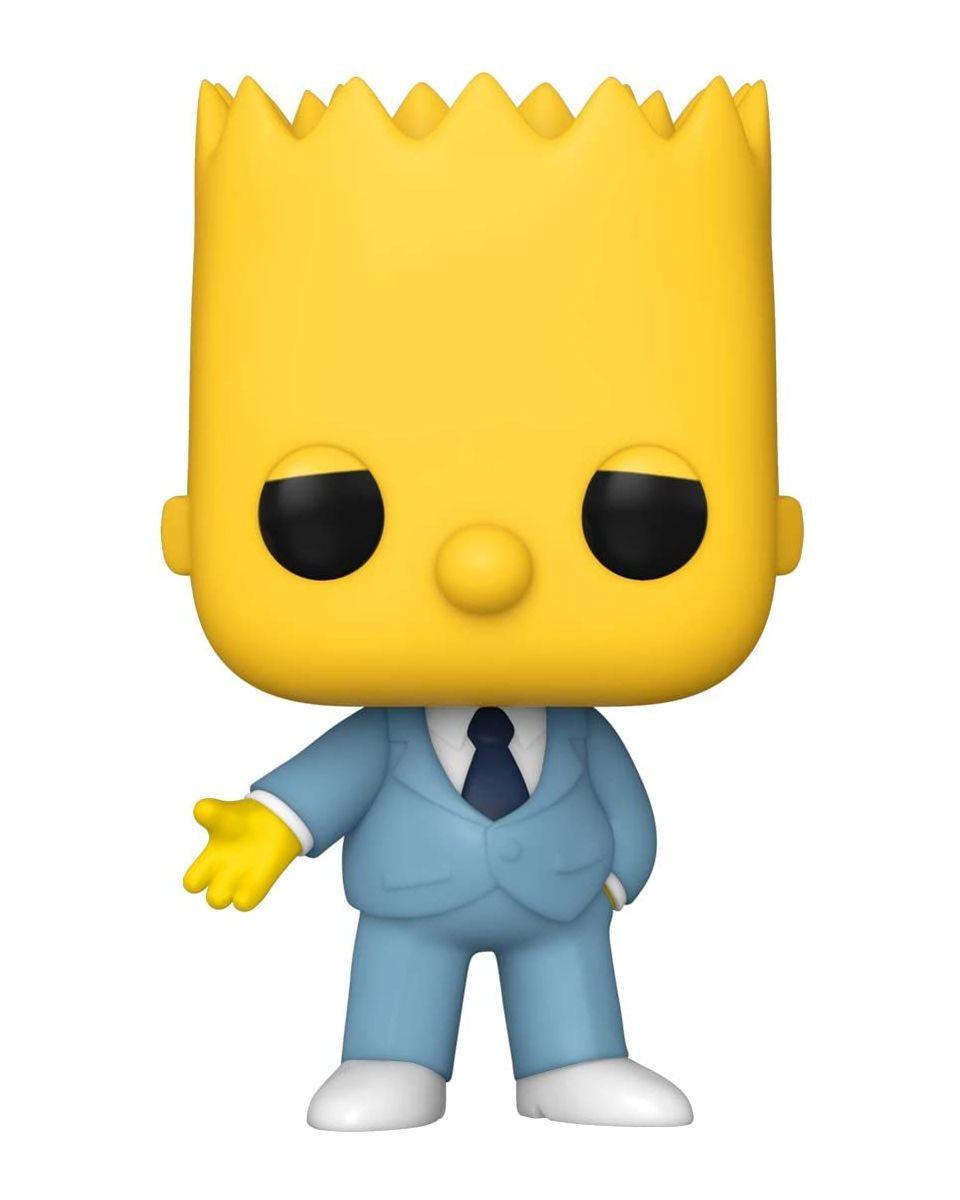 Bobble Figure The Simpsons POP! - Gangster Bart