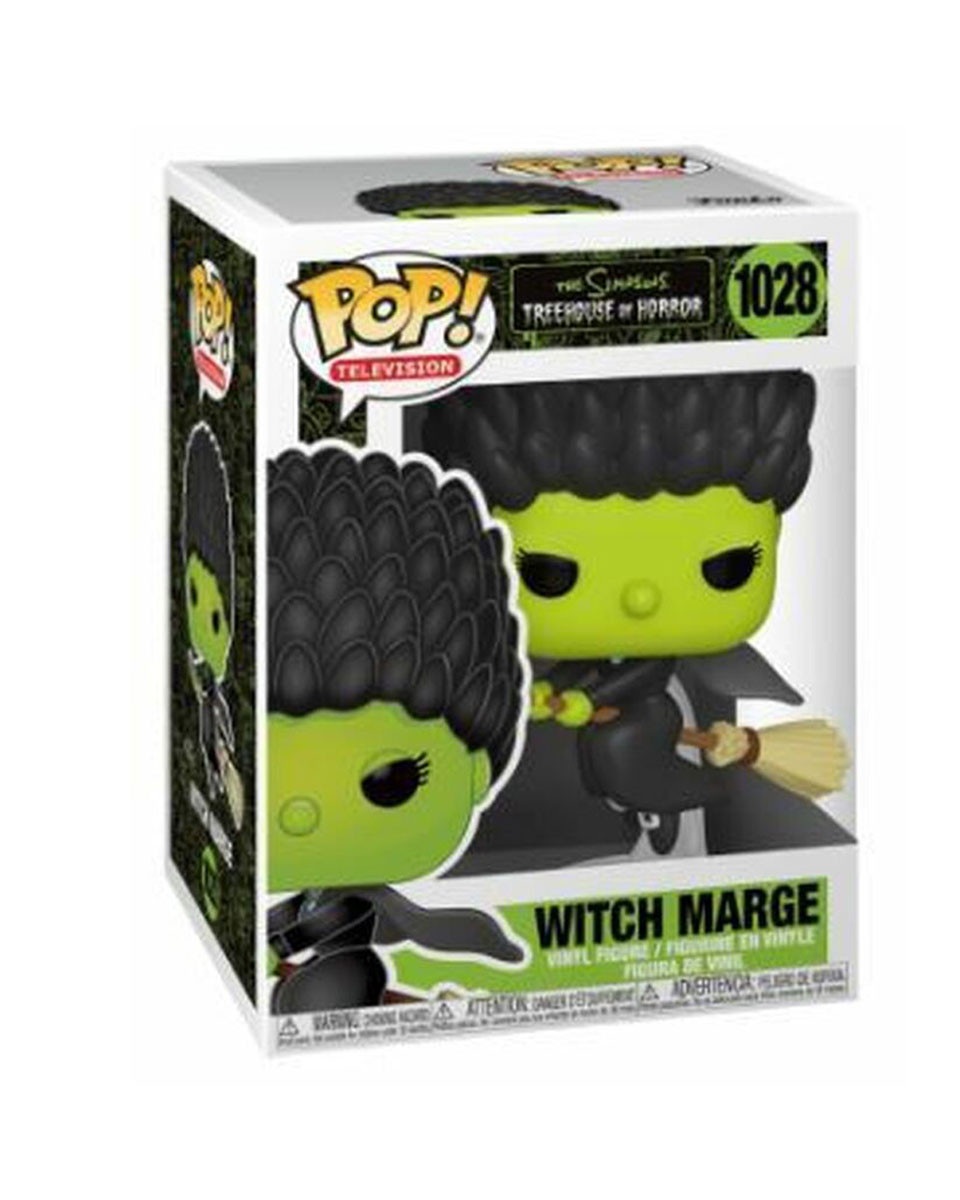 Bobble Figure The Simpsons Pop! - Witch Marge