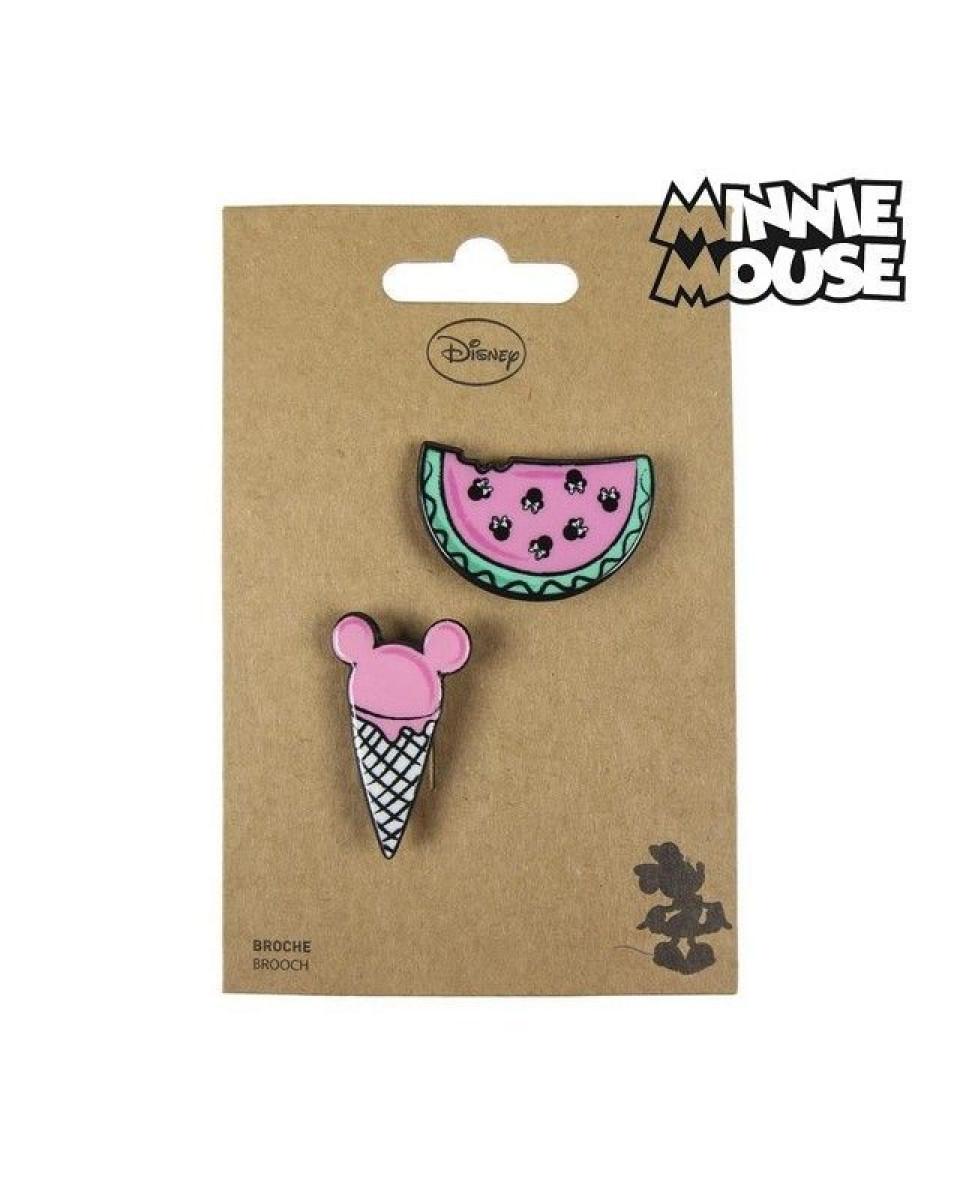 Bedž Disney - Minnie Mouse - Food