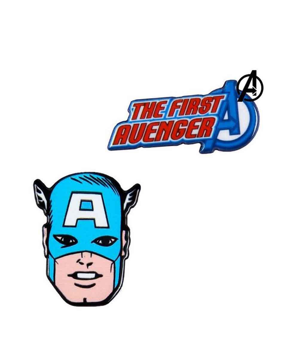 Bedž Marvel - Captain America