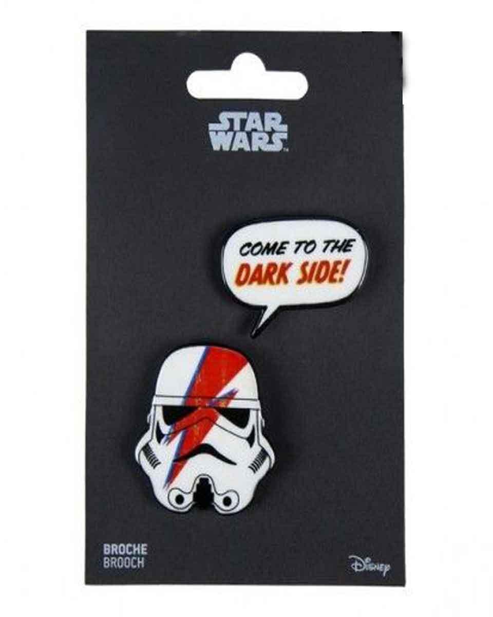 Bedž Star Wars - Come To The Dark Side