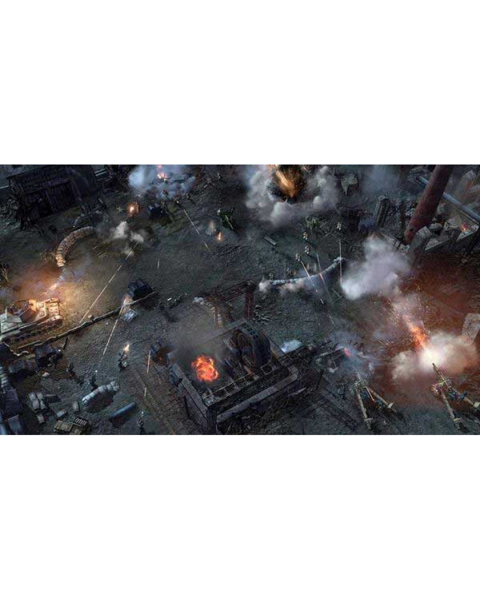 PCG Company Of Heroes 2 - All Out War Edition