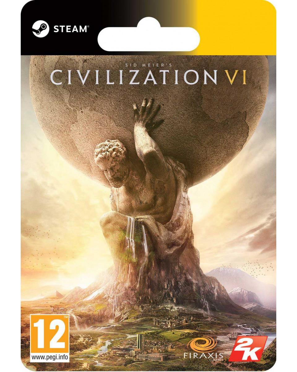 DIGITAL CODE - Sid Meier's Civilization 6