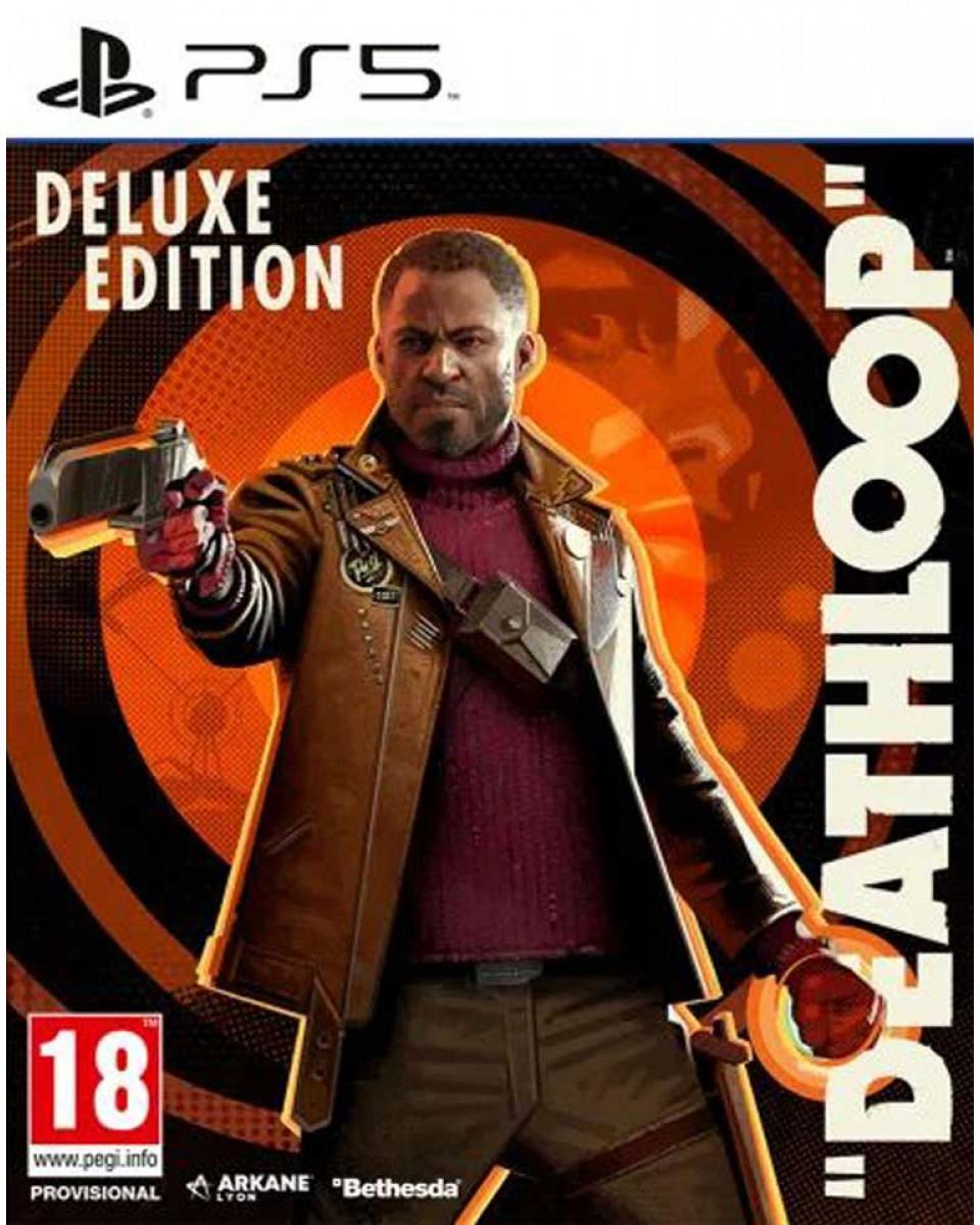 PS5 Deathloop Deluxe Edition