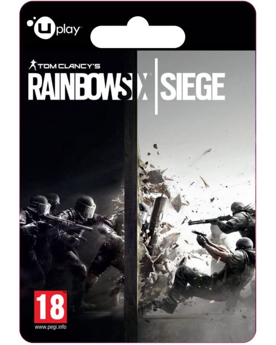 DIGITAL CODE -PCG Tom Clancy's Rainbow Six Siege