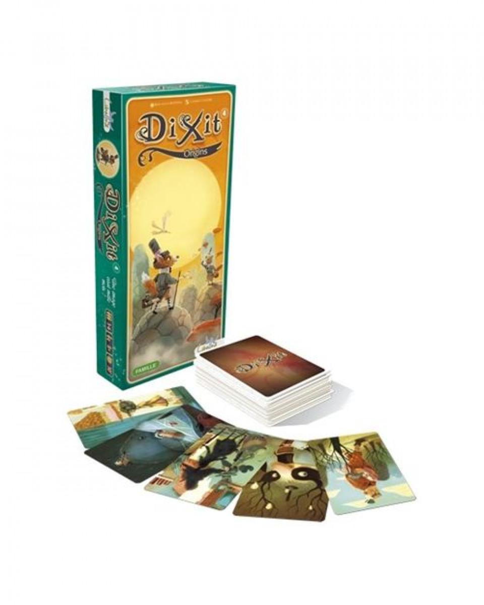 Društvena igra Dixit - Origins