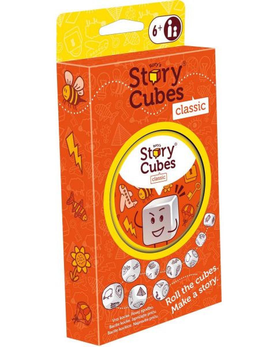 Društvena igra Story Cubes ECO