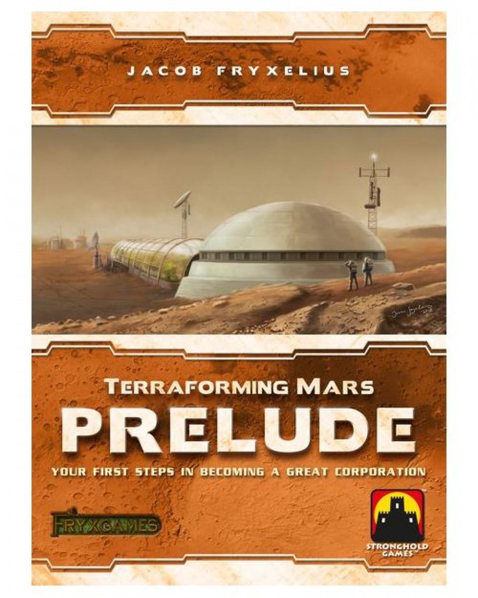 Društvena igra Terraforming Mars - Prelude