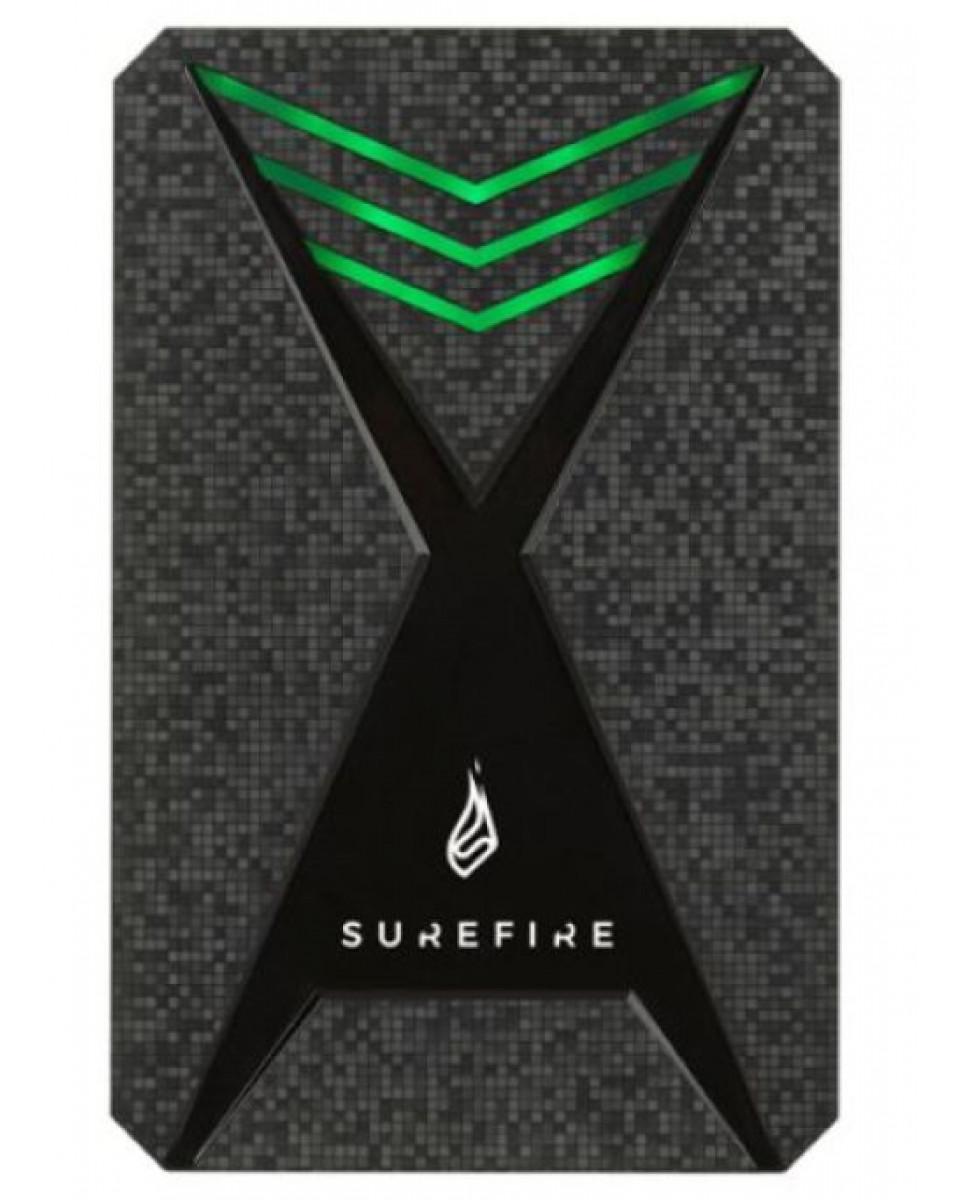 Eksterni HDD SureFire Gaming GX3 1TB