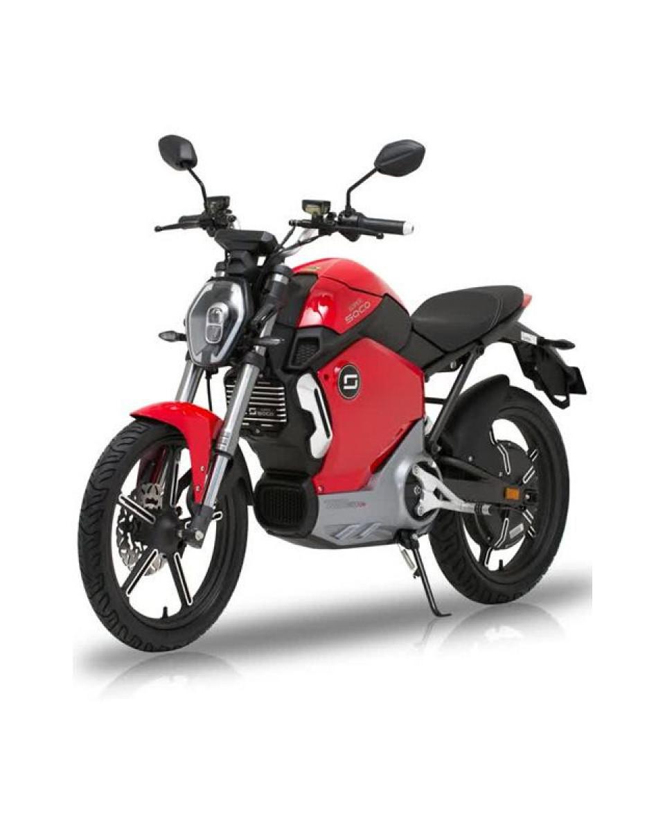 Električni Motor Super Soco TS1200R - Red