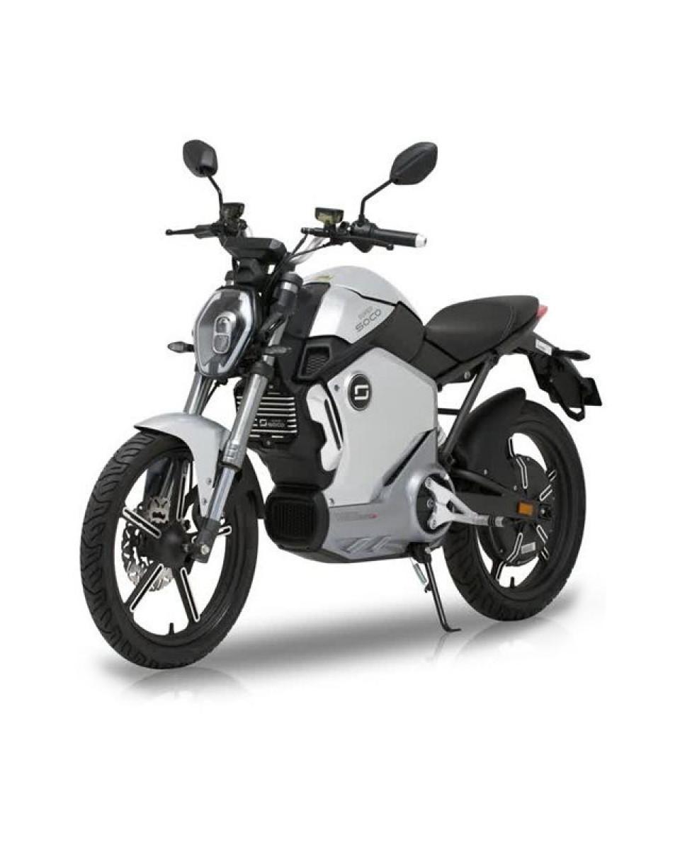 Električni Motor Super Soco TS1200R - Silver