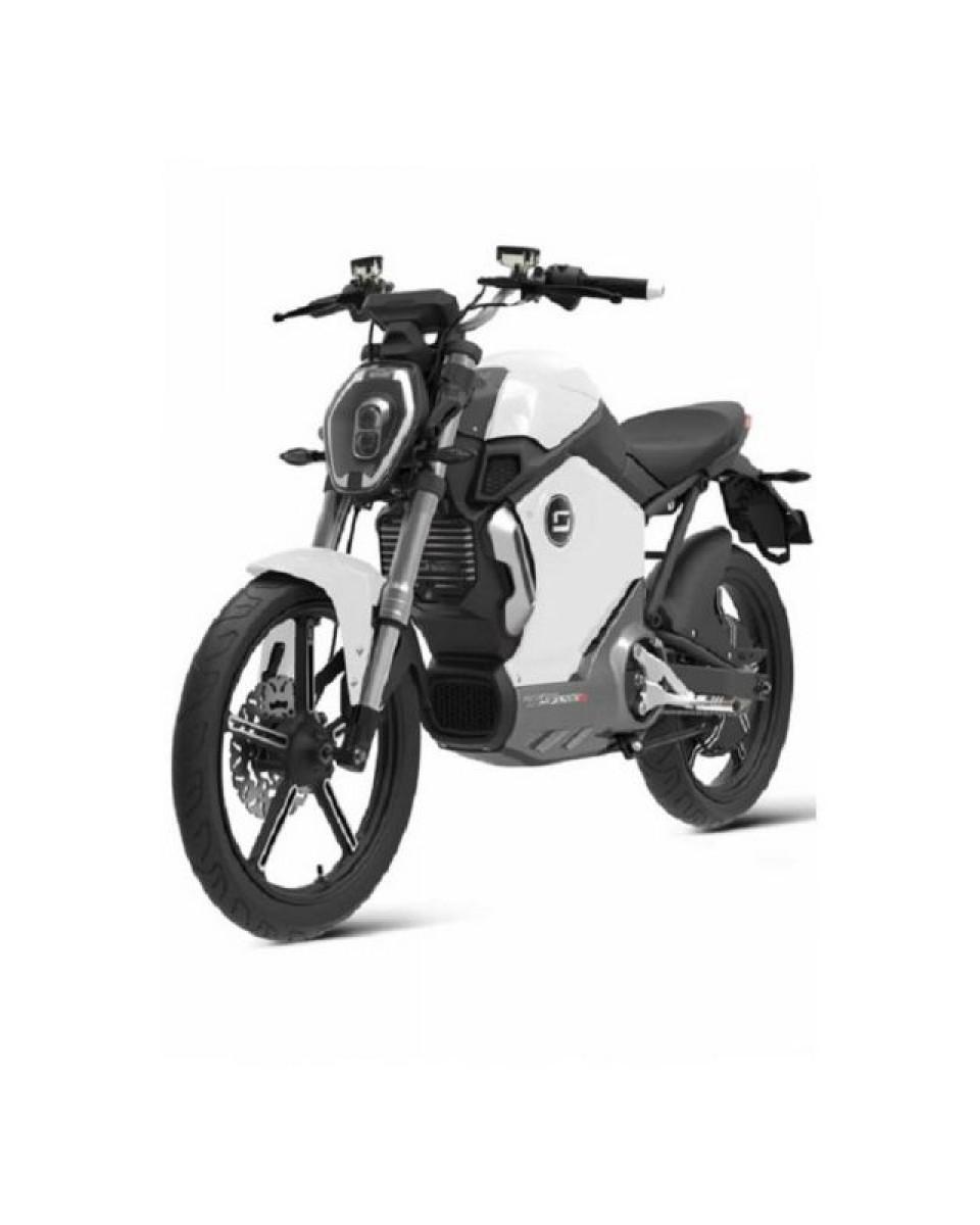 Električni Motor Super Soco TS1200R - White