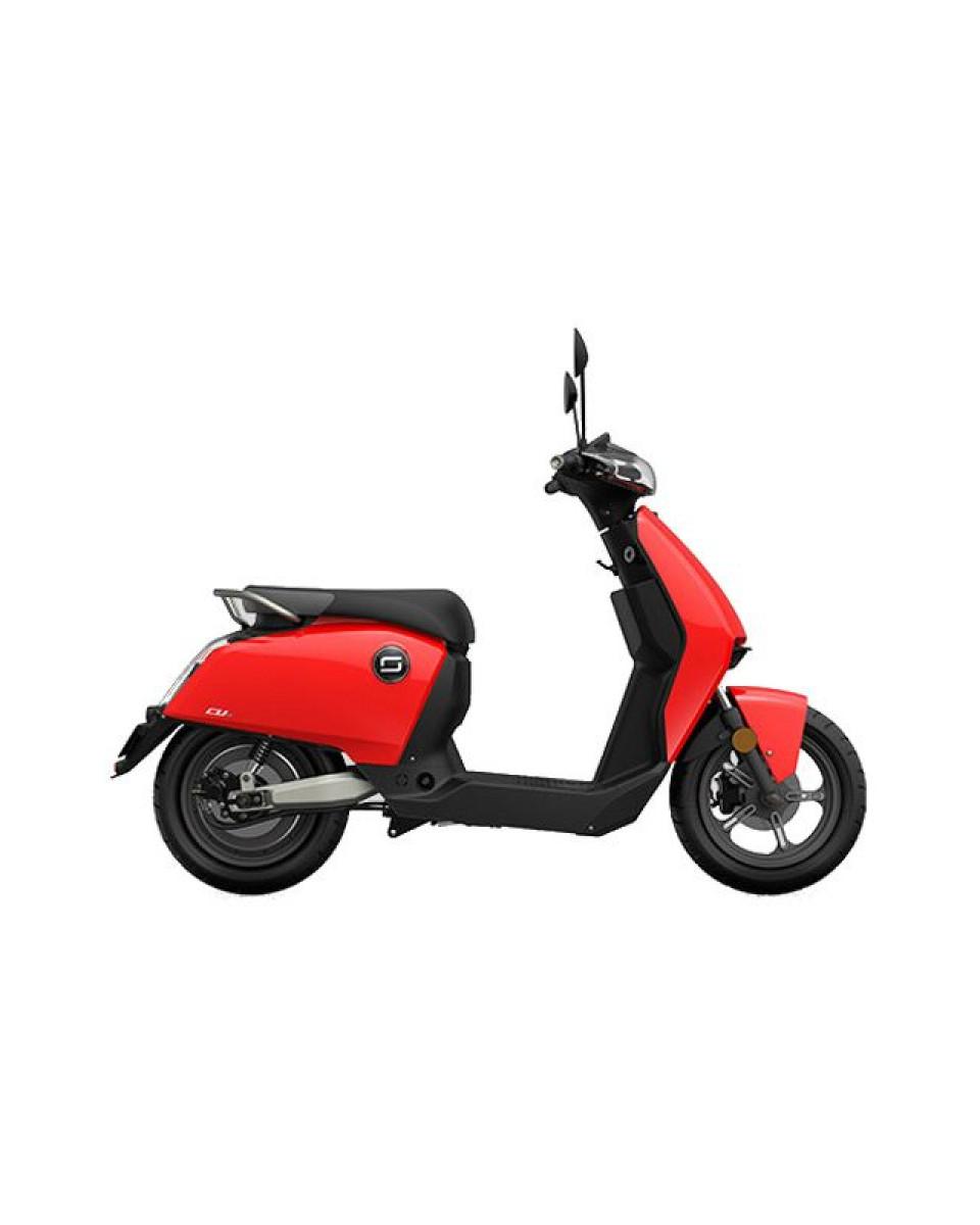 Električni Skuter Super Soco CUX - Red