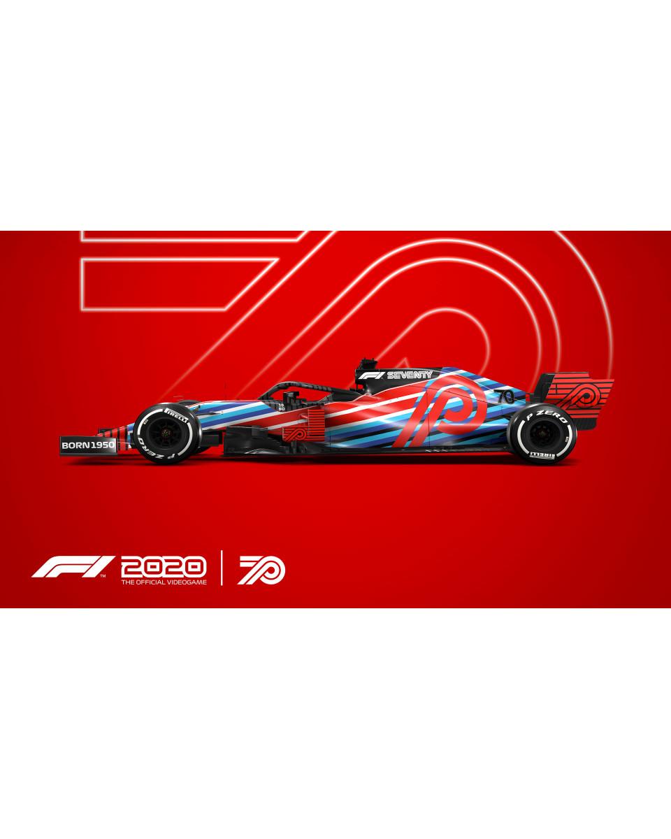 PCG Formula 1 - F1 2020 - Seventy Edition