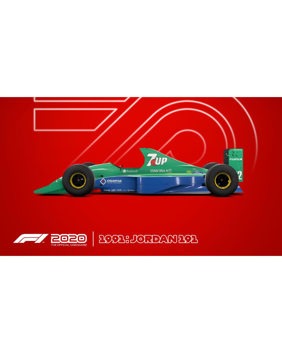 XBOX ONE Formula 1 - F1 2020 - Deluxe Schumacher Edition