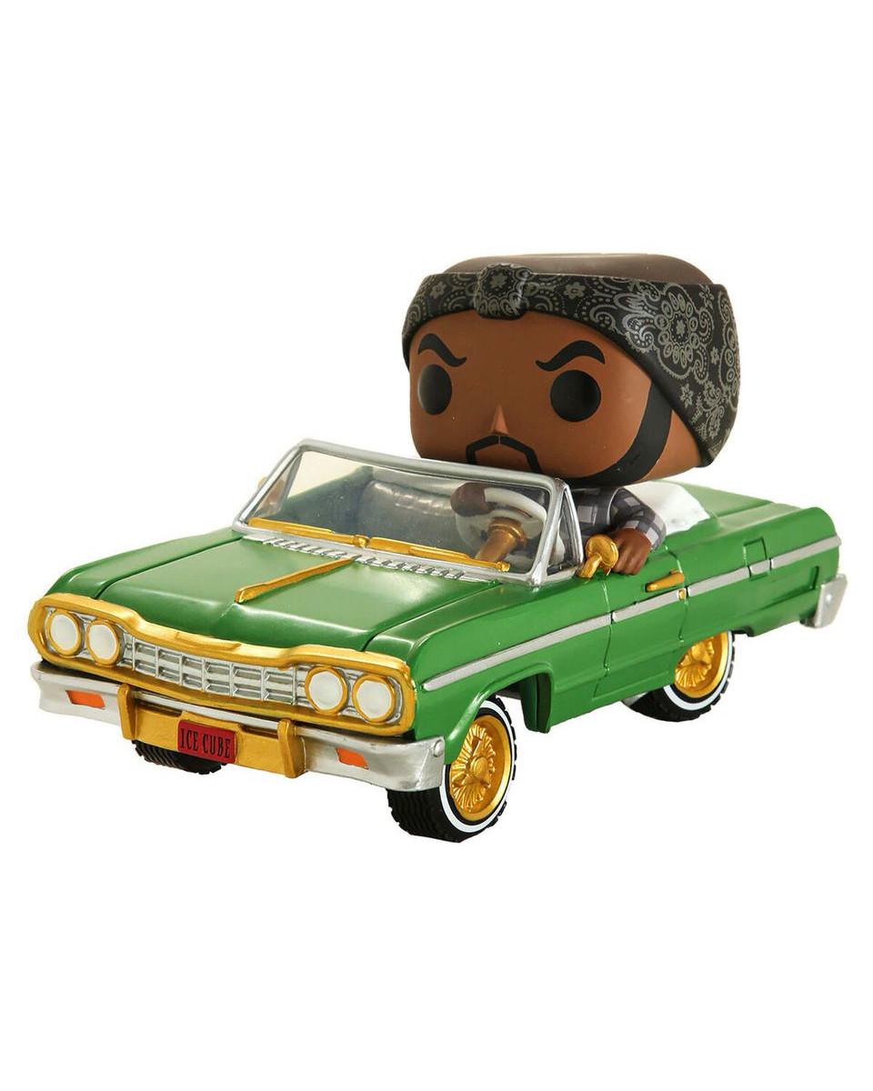 Bobble Figure Rides POP! - Ice Cube in Impala