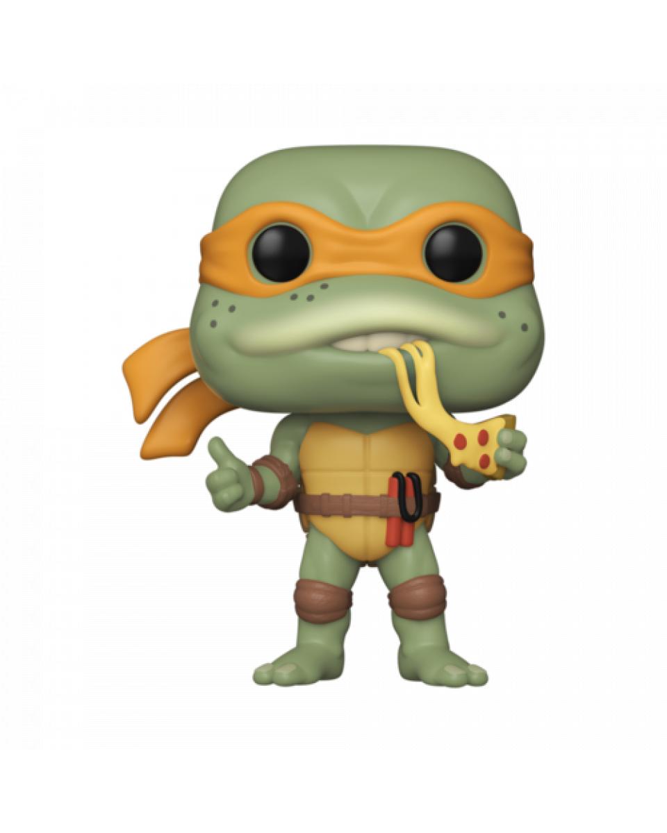 Bobble Figure Teenage Mutant Ninja Turtles POP! - Michelangelo