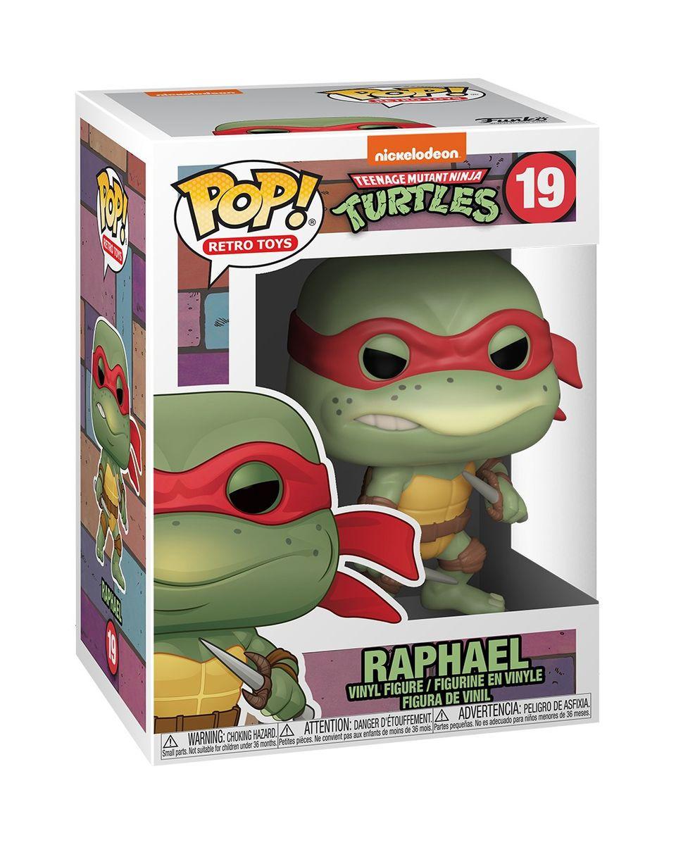 Bobble Figure Teenage Mutant Ninja Turtles POP! - Raphael