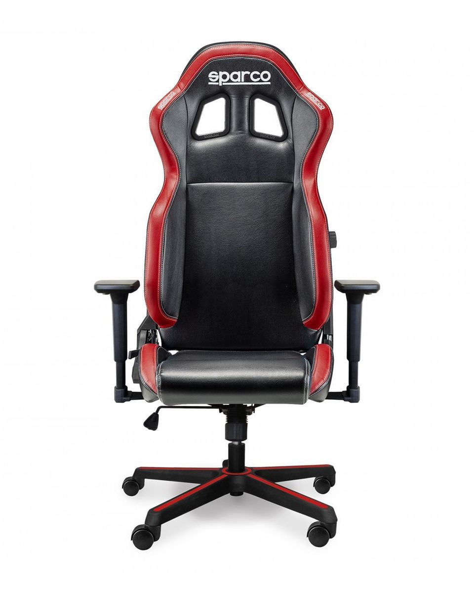 Gaming Stolica Sparco ICON Black / Red